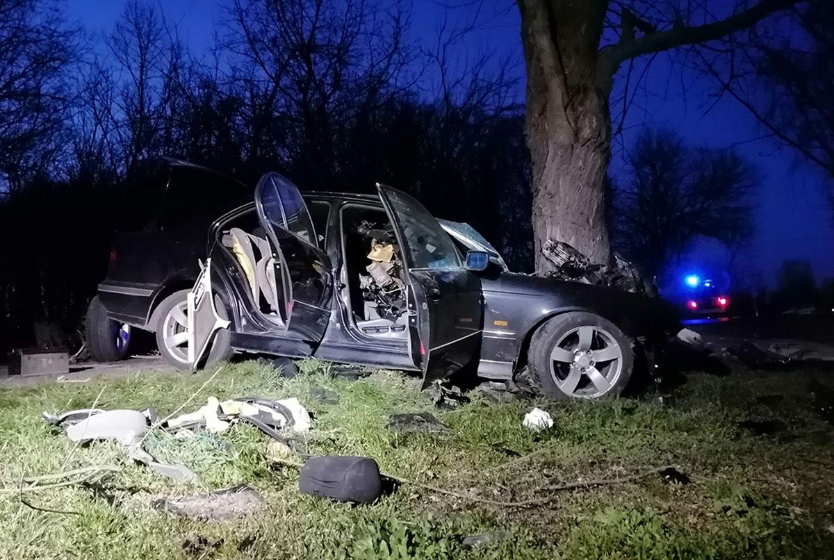 Halálos baleset történt Gyula közelében