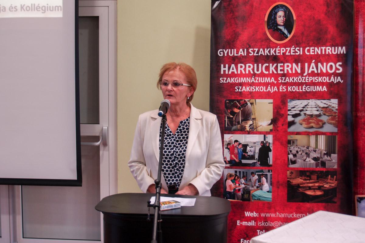 Kovács Zsuzsanna: A kollégák rendkívül jól vették az új akadályokat