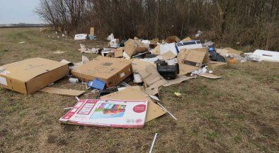 hulladékvadász, illegális, hulladék, október