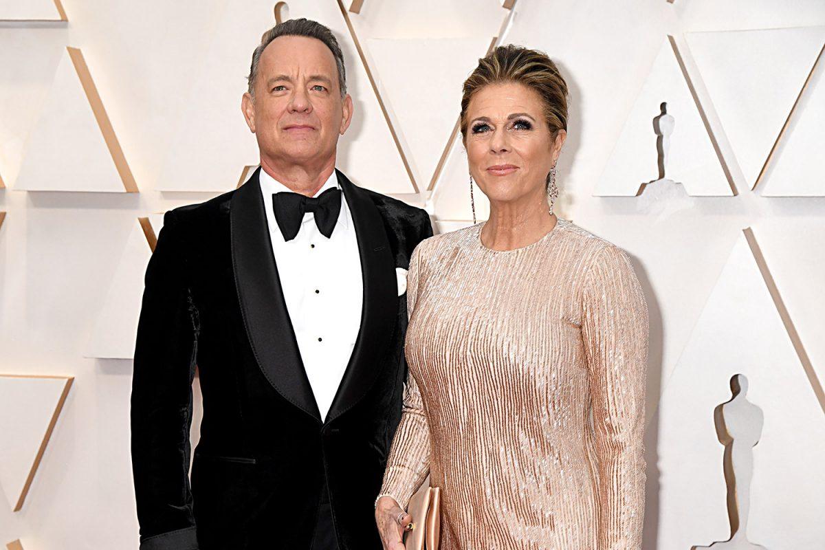 Koronavírus – Tom Hanks és felesége vírustesztje pozitív lett