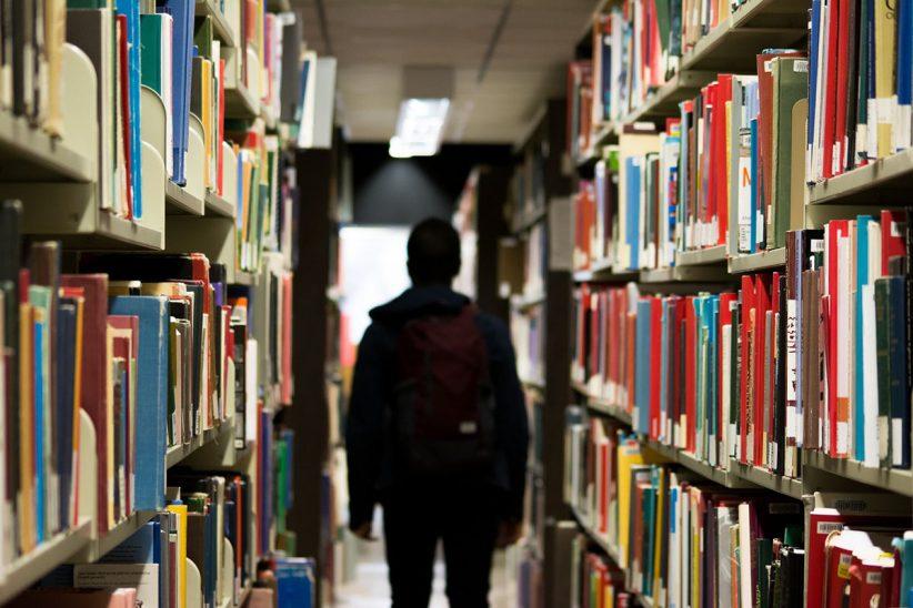 ingyenesen, egyetem, könyvtár, iskola, oktatás