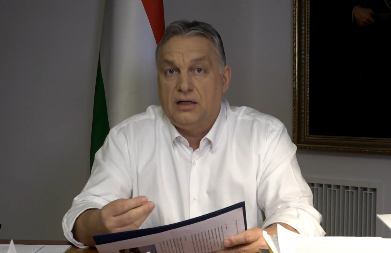 Orbán: Március 16-tól kezdve új oktatási rend lép életbe