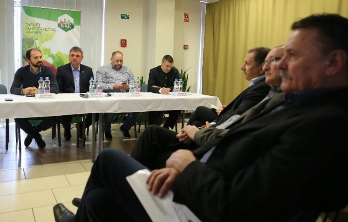 Ismét dr. Kulcsár Lászlót választották a MAGOSZ megyei elnökévé