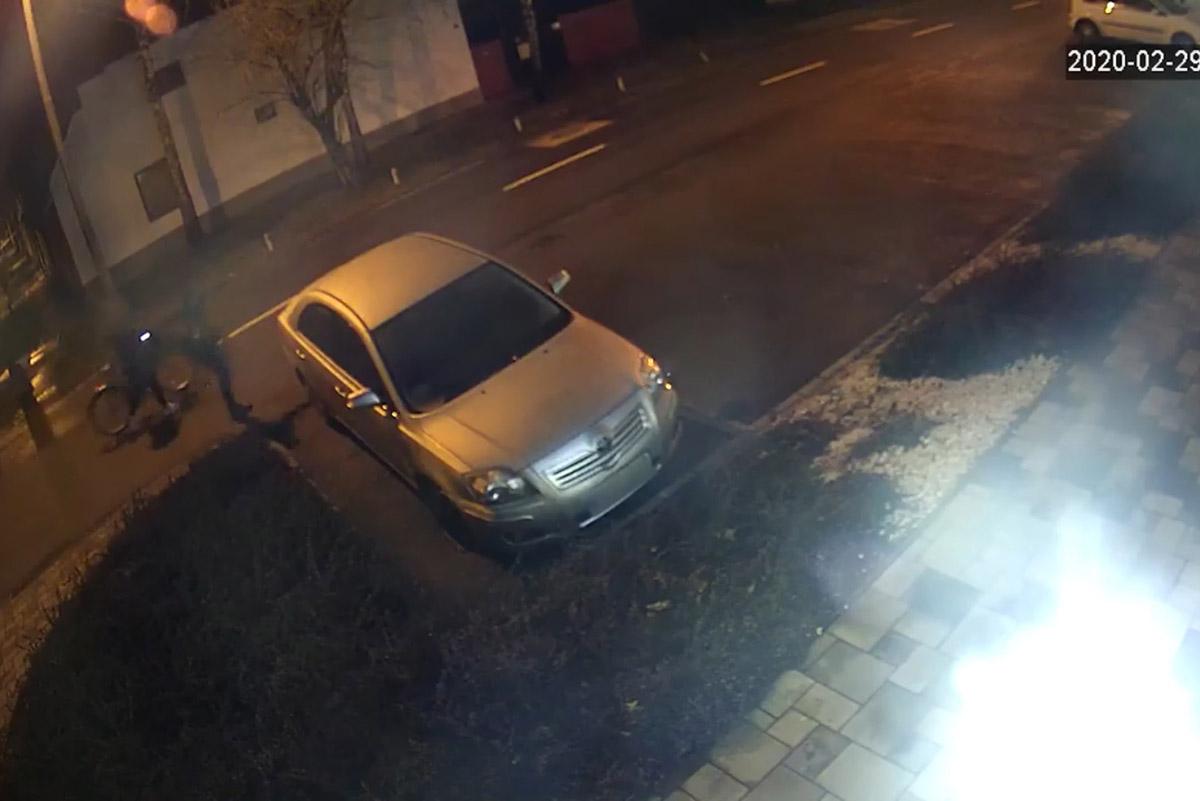 Rongálás gyanúsítottját keresi a rendőrség