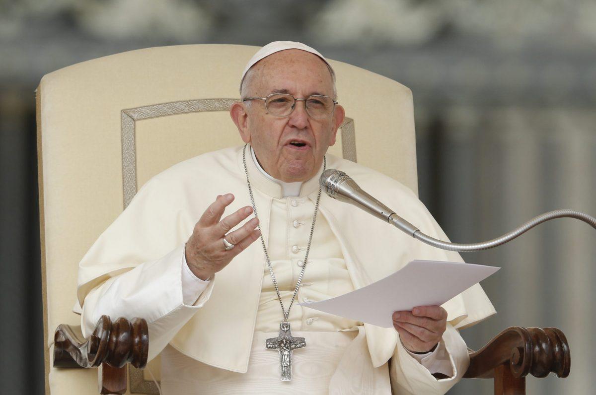 Ferenc pápa: a járvány száműzze az emberek közötti közönyt, egoizmust, megosztottságot