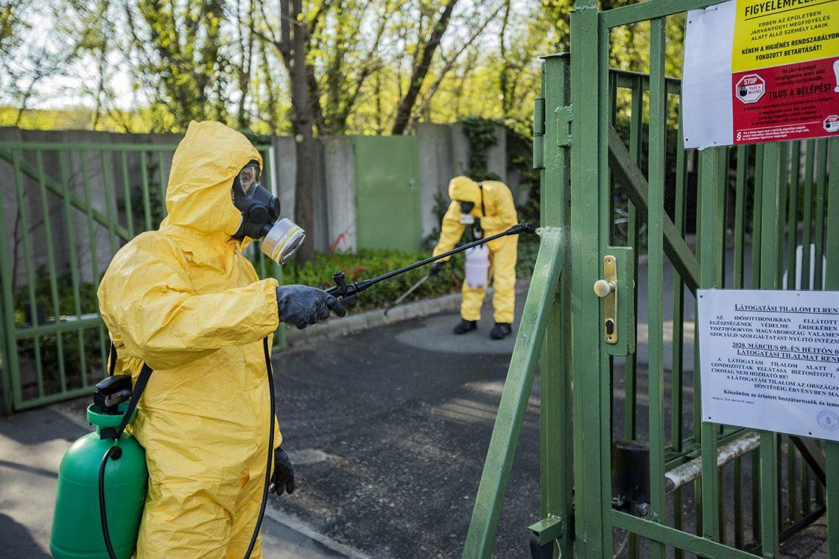 Koronavírus: 38-an meghaltak, 197-en vannak lélegeztetőgépen hazánkban