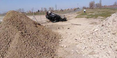 baleset Gyula közelében