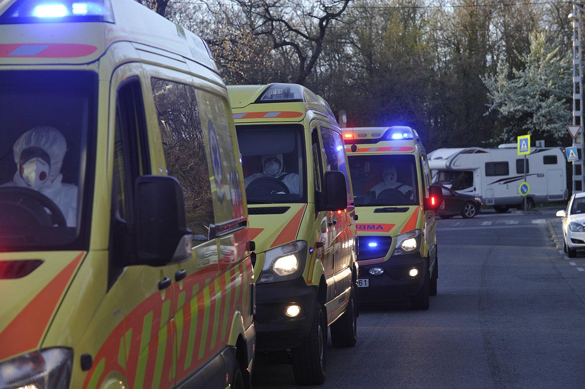 Újabb 6 beteg hunyt el, 937 fővel emelkedett a beazonosított fertőzöttek száma
