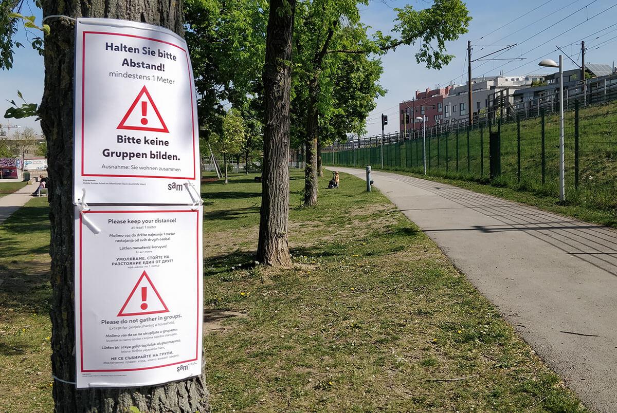 Ausztriában élő magyarok a koronavírus-járvány okozta rendkívüli helyzetről