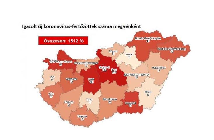 Tizenkettő főre emelkedett a beazonosított fertőzöttek száma Békés megyében