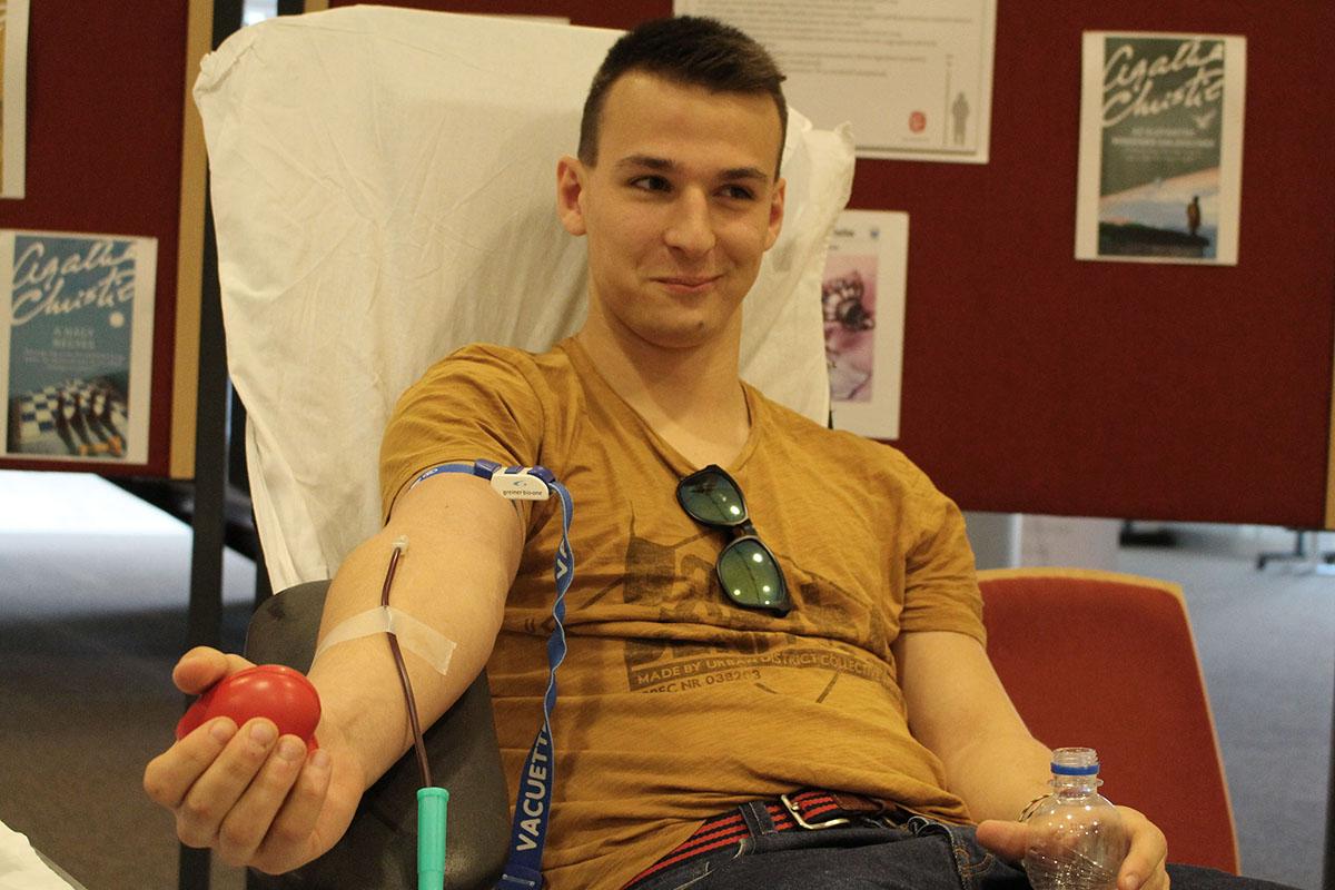 Eredményes volt a Magyar Vöröskereszt nyári véradókampánya
