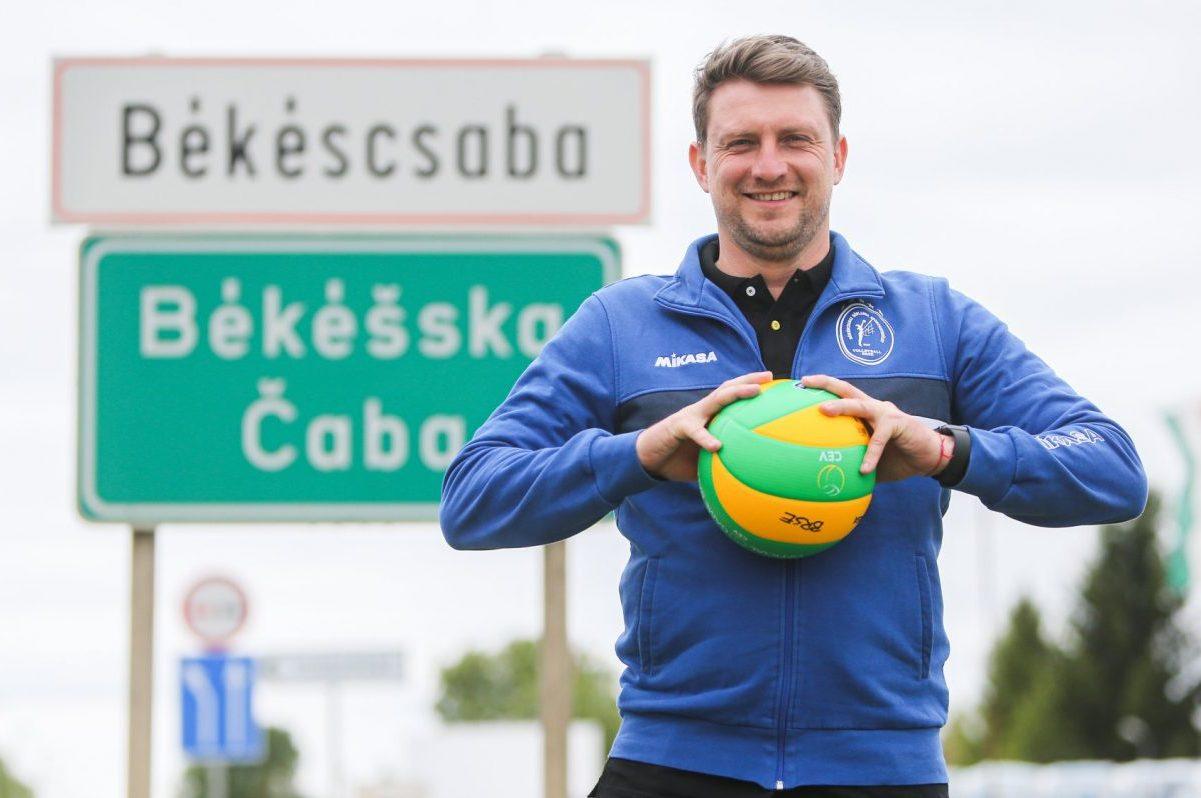 Vezetőedzőként tér vissza Tóth Gábor a BRSE-hez