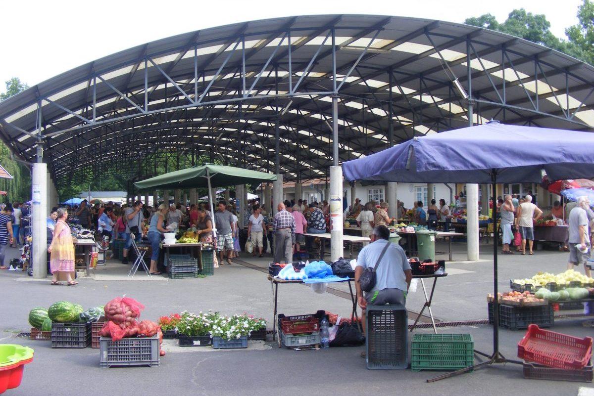 Május 5-én nyit a piac Békésen