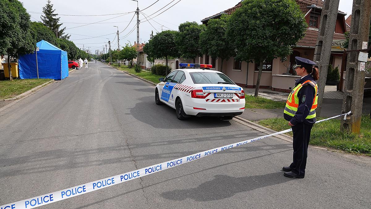 Letartóztatták a gyulai emberöléssel gyanúsított férfit