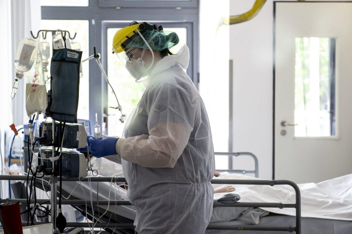 Kórházi főigazgató: Magyarország nagyon jól teljesített a járványban