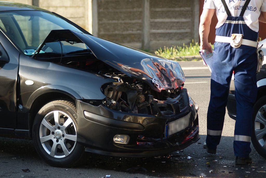 baleset orosházi út