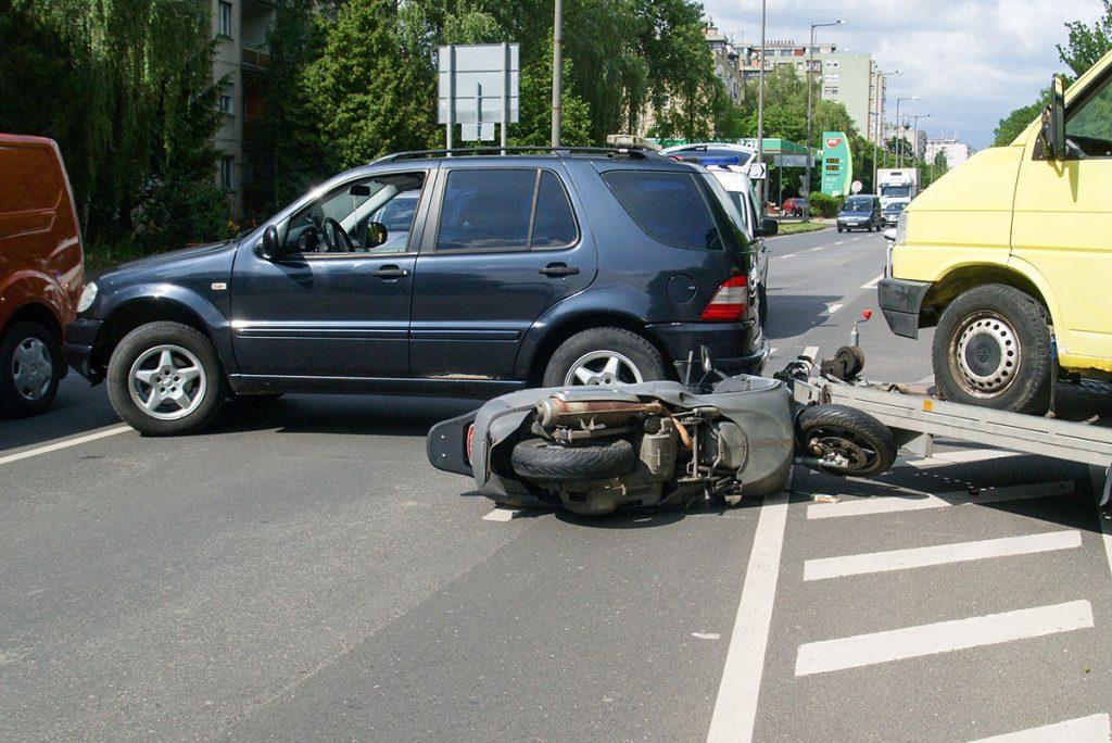 közlekedési, baleset Bartók, motoros baleset Békéscsaba
