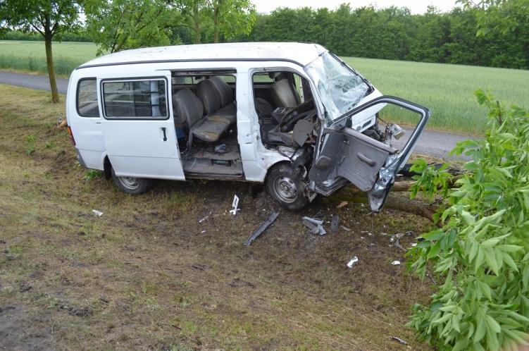 Közlekedési baleset Sarkadkeresztúron, ittas járművezetés gyanúja Szarvason