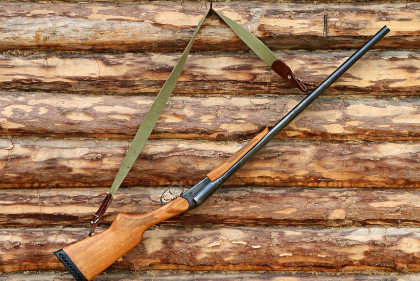 puska, vadász