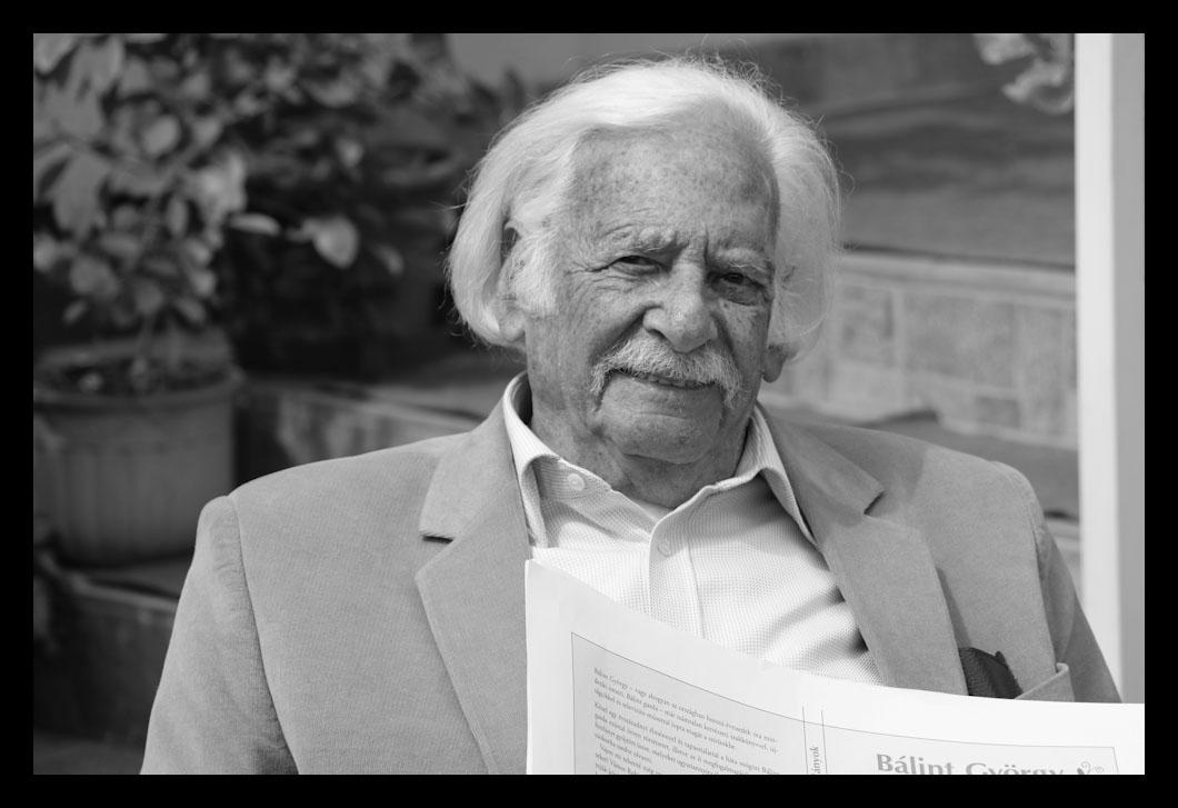 100 éves korában elhunyt Bálint gazda