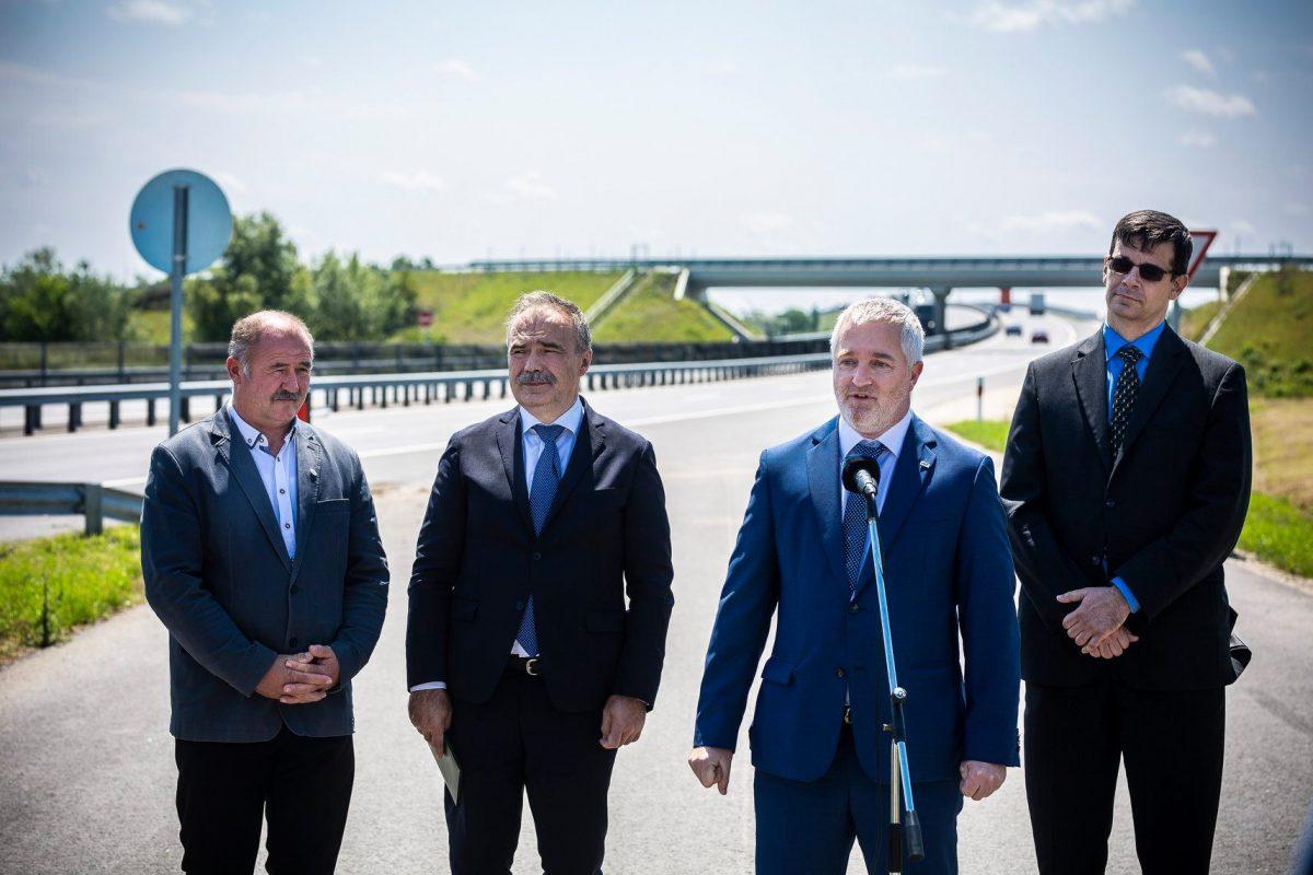 3200 milliárd forintból valósulnak meg útfejlesztések 2024-ig