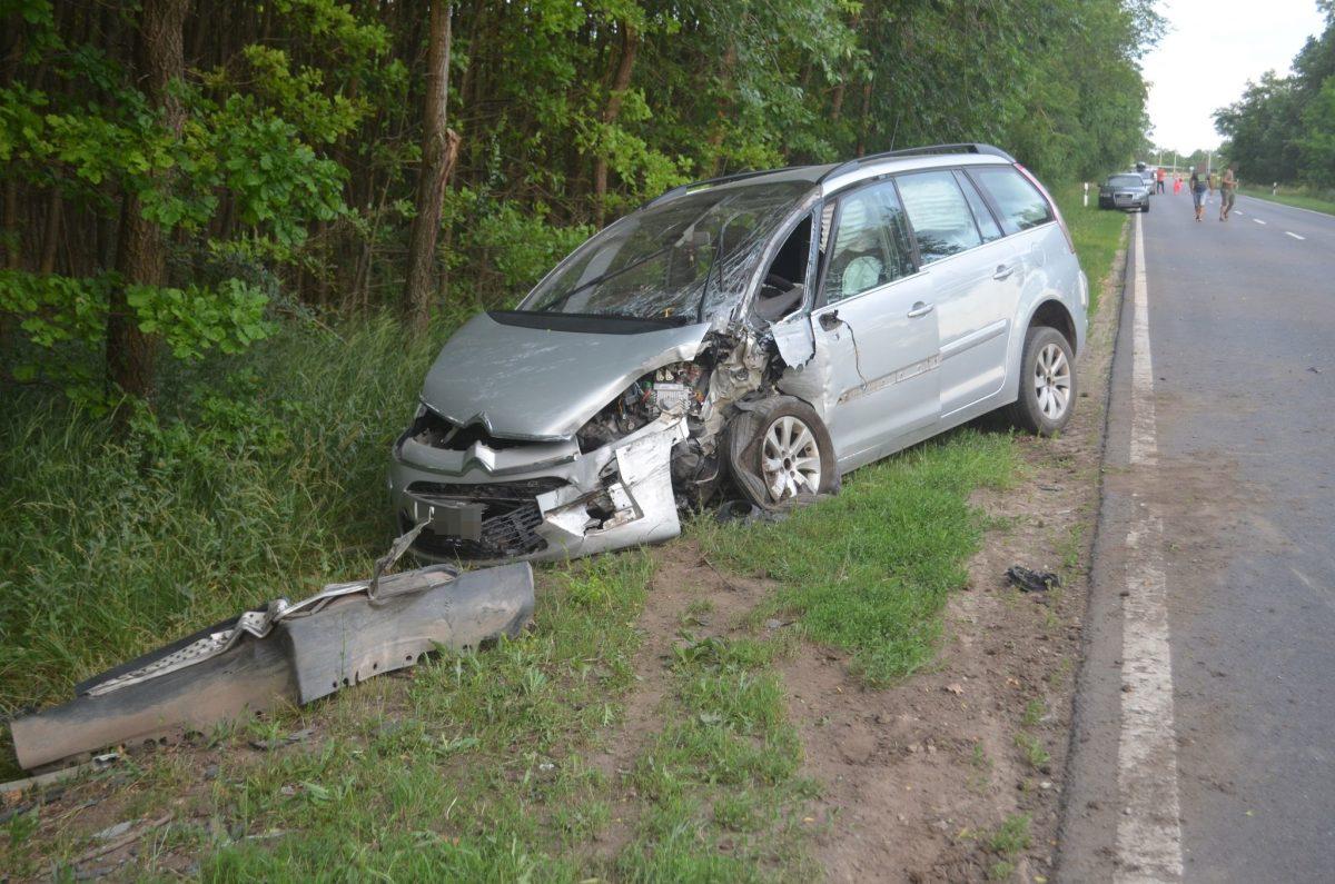 Három közlekedési balesetben heten sérültek meg