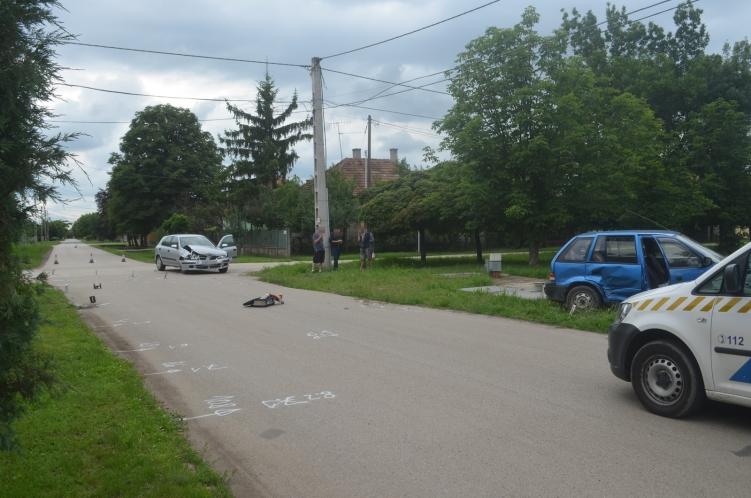 Baleset és ittas vezetés miatt intézkedtek a megye rendőrei