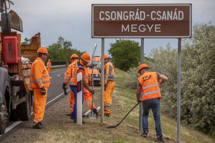 csongrád-csanád megye