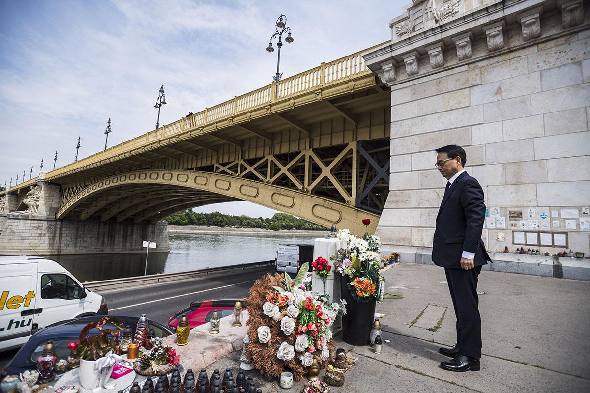 Ősszel avatják fel a Hableány áldozatainak emlékművét