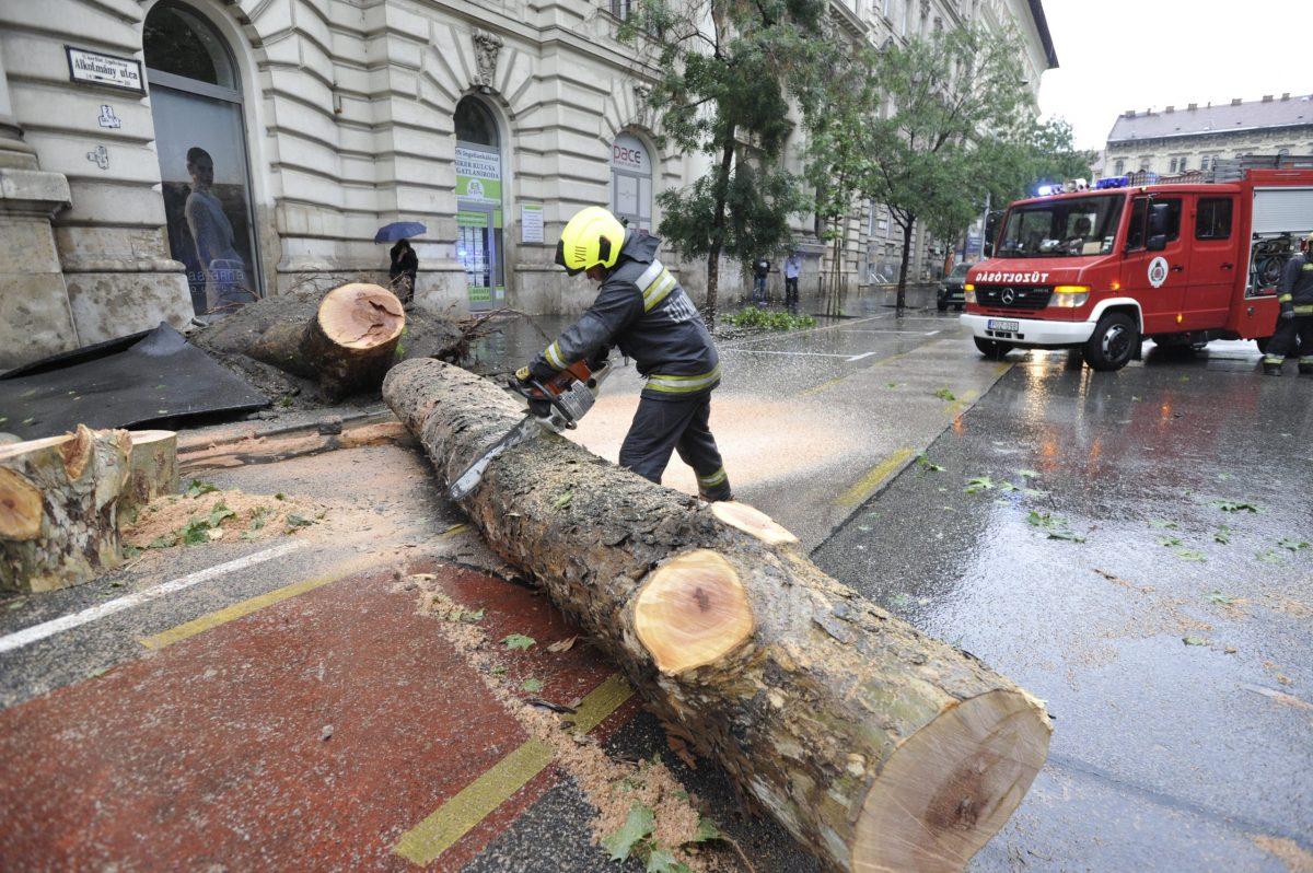 A júniusi viharkárok utáni kifizetés elérheti az ötmilliárd forintot