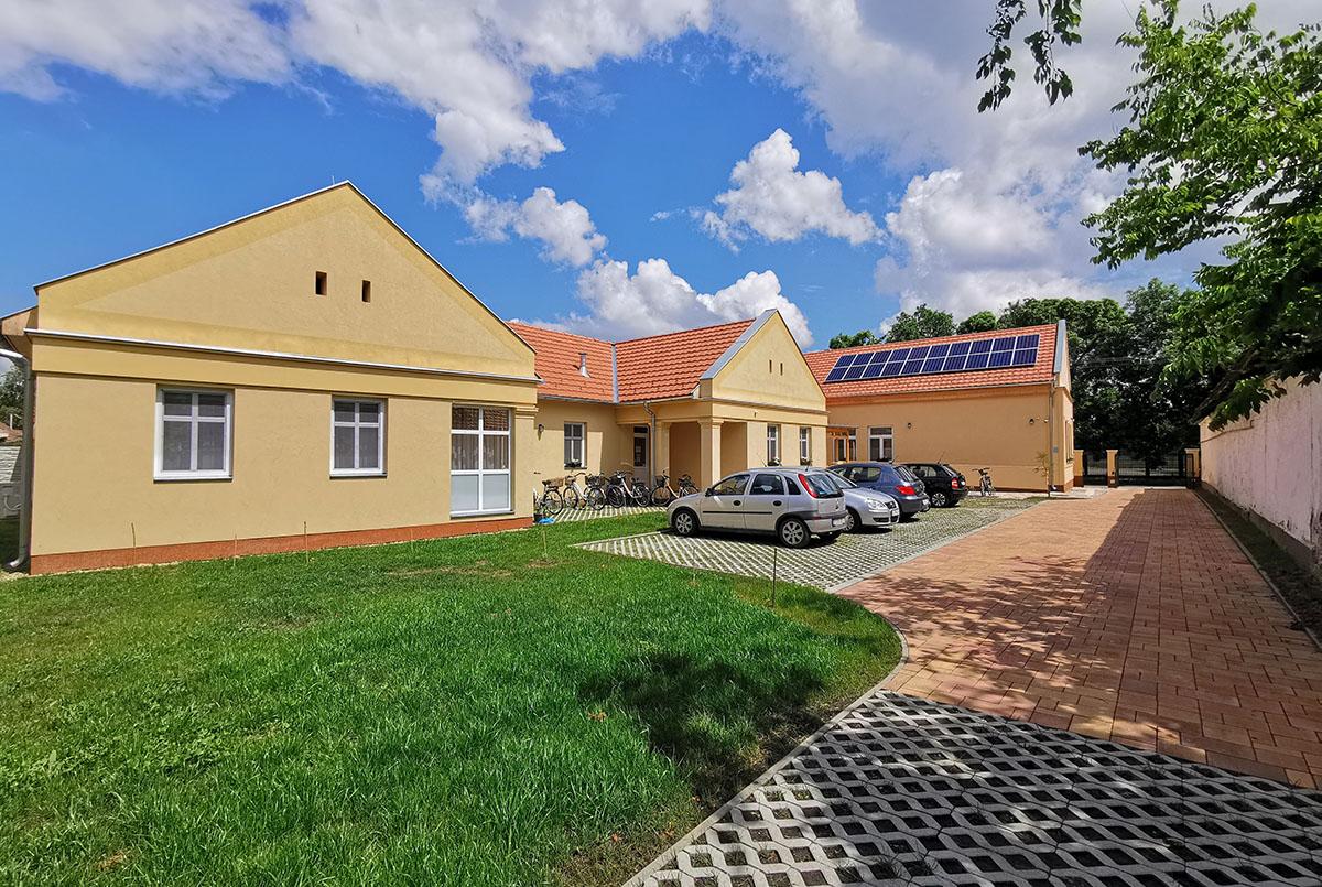 Százötven millió forintból épült az új védőnői centrum Békéscsabán