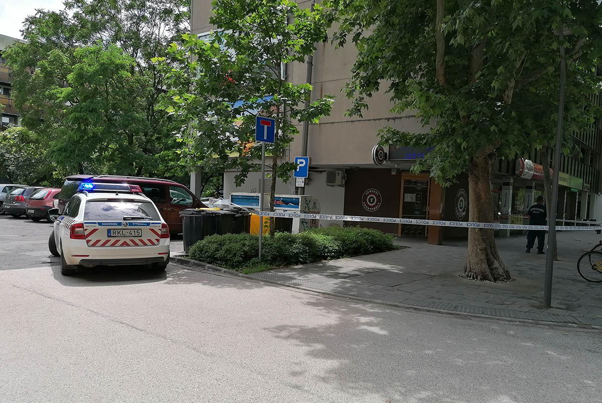 Őrizetben a gyulai férfi, aki kirabolt egy békéscsabai dohányboltot