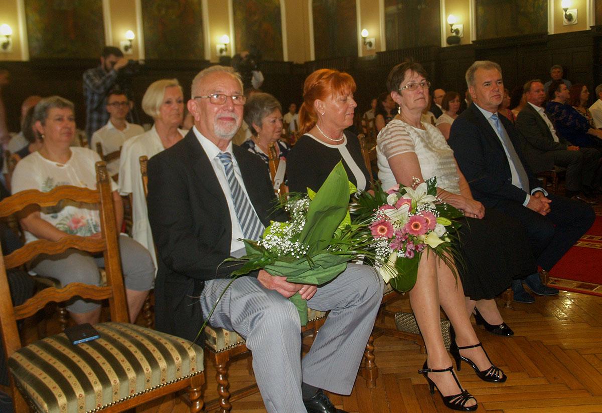 Elismerésben részesültek a Békés Megyei Központi Kórház munkatársai