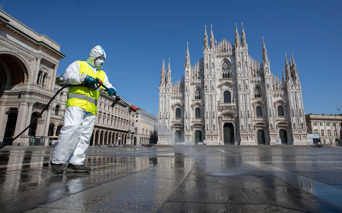A büféreggeli továbbra is tilos, de Olaszország az egész világ előtt újranyitja határait