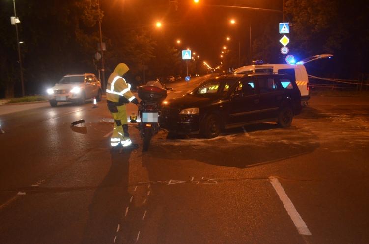 Súlyos sérüléssel járó közlekedési baleset történt Békéscsabán