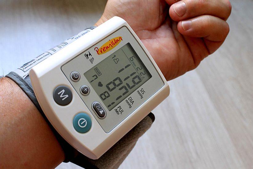 vérnyomás