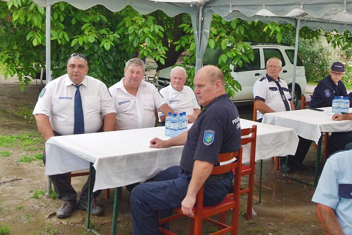 Polgárőr Szakmai Fórumot tartottak Békésen