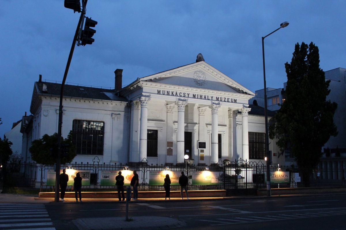 Ando György: Tervekből nincs hiány a Munkácsy Múzeumban