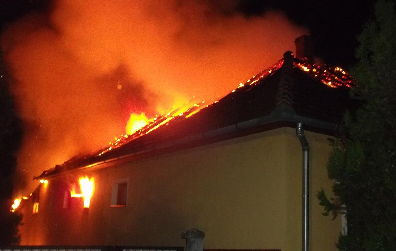 Több esetben riasztották a tűzoltókat a hétvégén Békés megyében