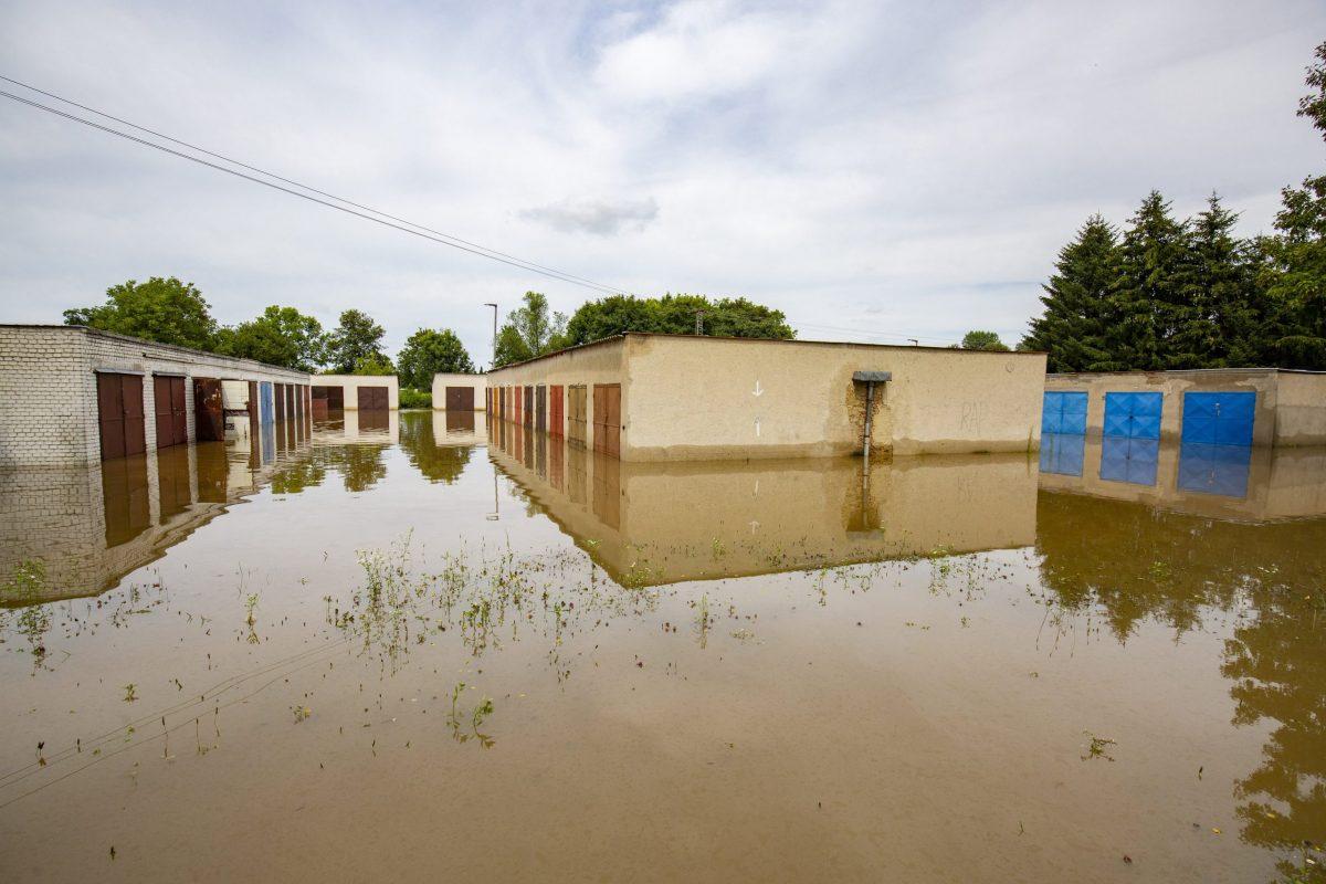 OVF: helyenként 130-160 milliméternyi csapadék hullott le a hétvégén