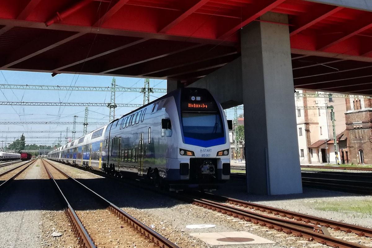 MÁV: újdonságok is érkeznek az áprilisi menetrendmódosítással