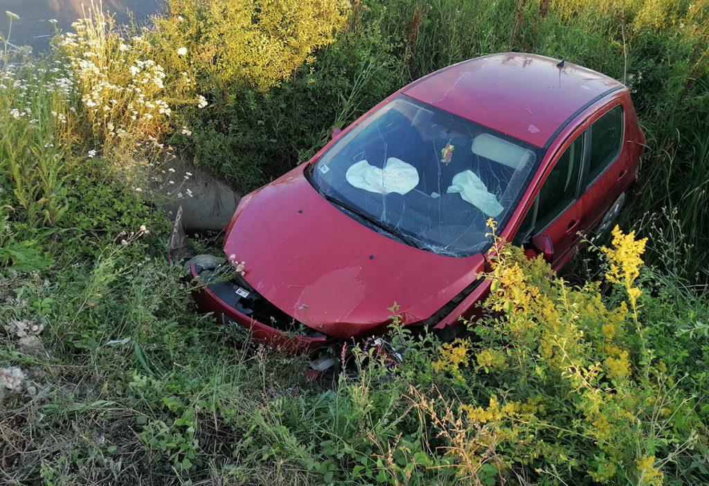 baleset Muronyban