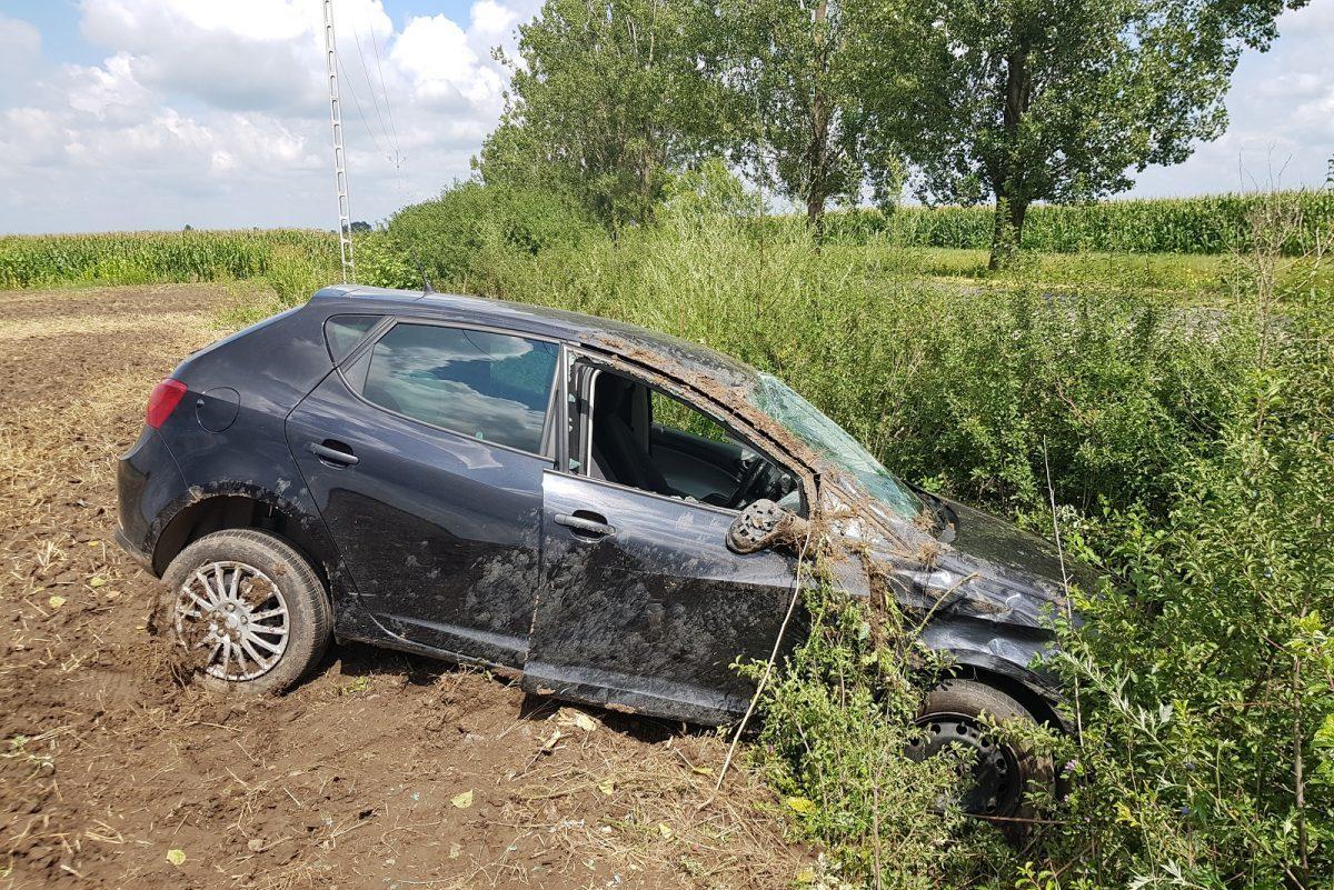 Három balesetnél helyszíneltek a rendőrök Békés megyében