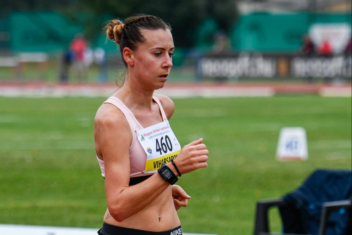 Kovács Barbara nyerte az 5000 m-es gyaloglást szombaton
