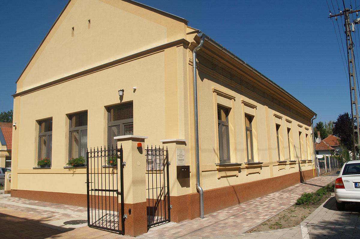 Új védőnői centrum épült Békéscsabán