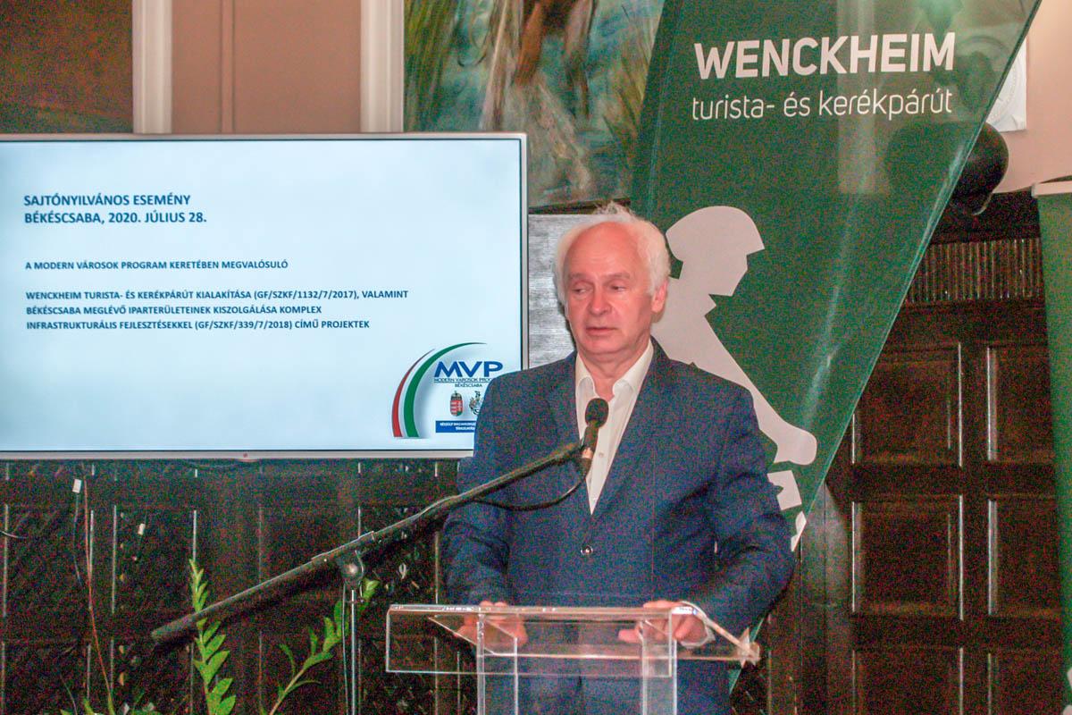 Herczeg Tamás: Ma egy modern városban elengedhetetlen a fejlett infrastruktúra