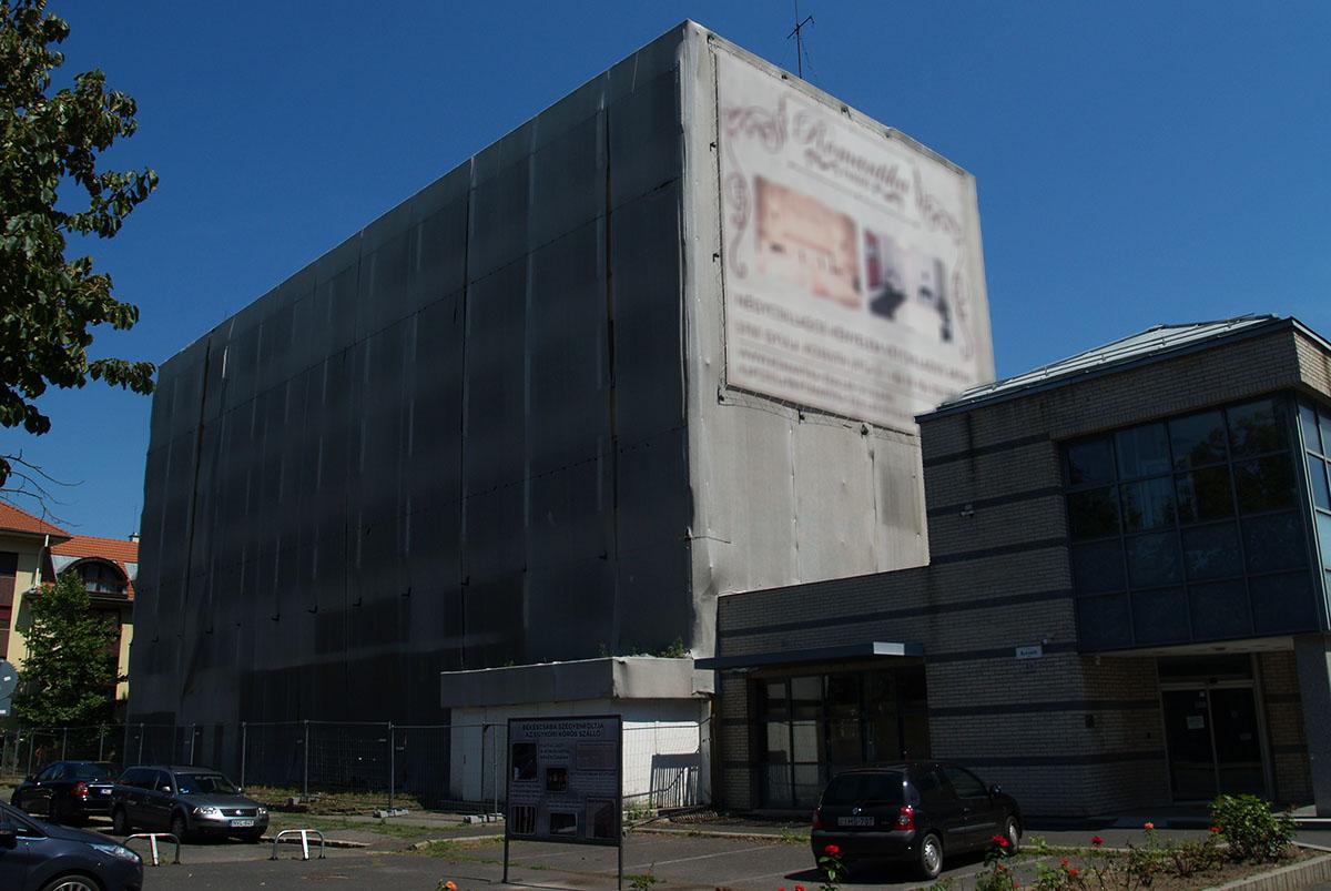 Körös Hotel: Eltűnhet a manapság szégyenfoltként emlegetett épület