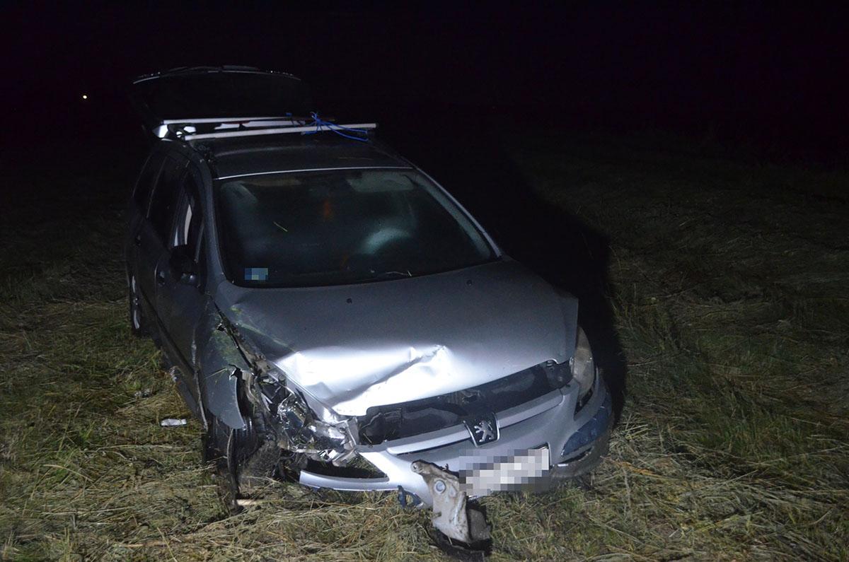 Négy közlekedési balesetnél helyszíneltek a megye rendőrei