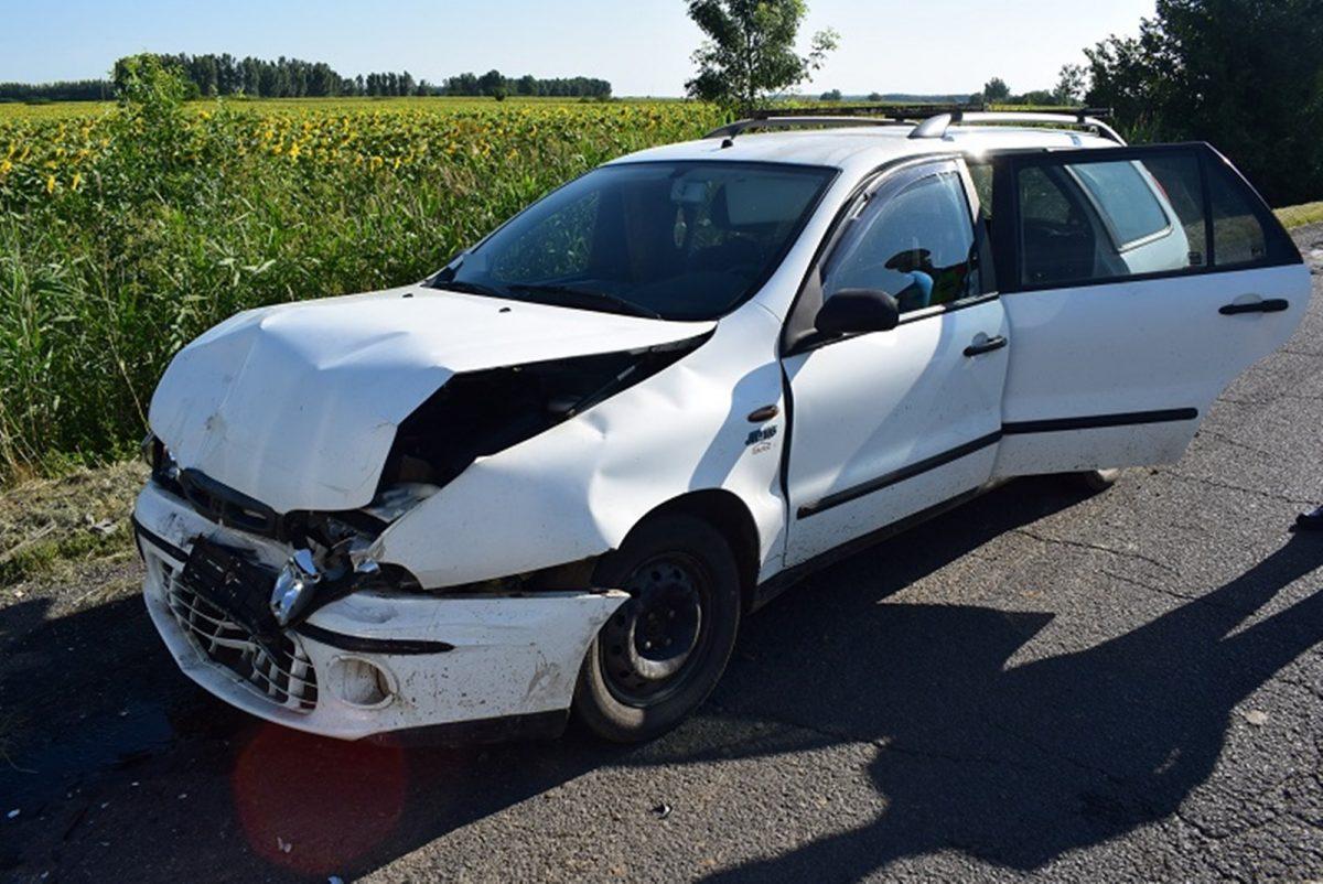 Négy közlekedési balesetnél helyszíneltek a rendőrök