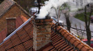 füst, kémény
